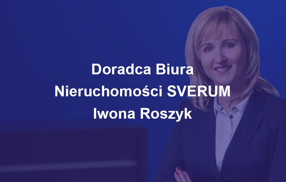 Doradca Nieruchomości Częstochowa Iwona Roszyk