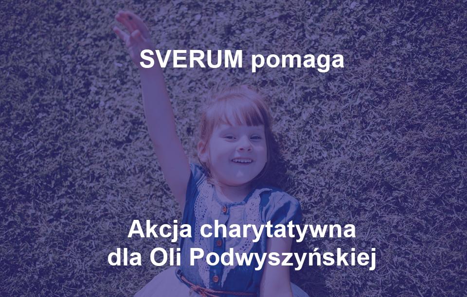 Pomoc dla Oli Podwyszyńskiej