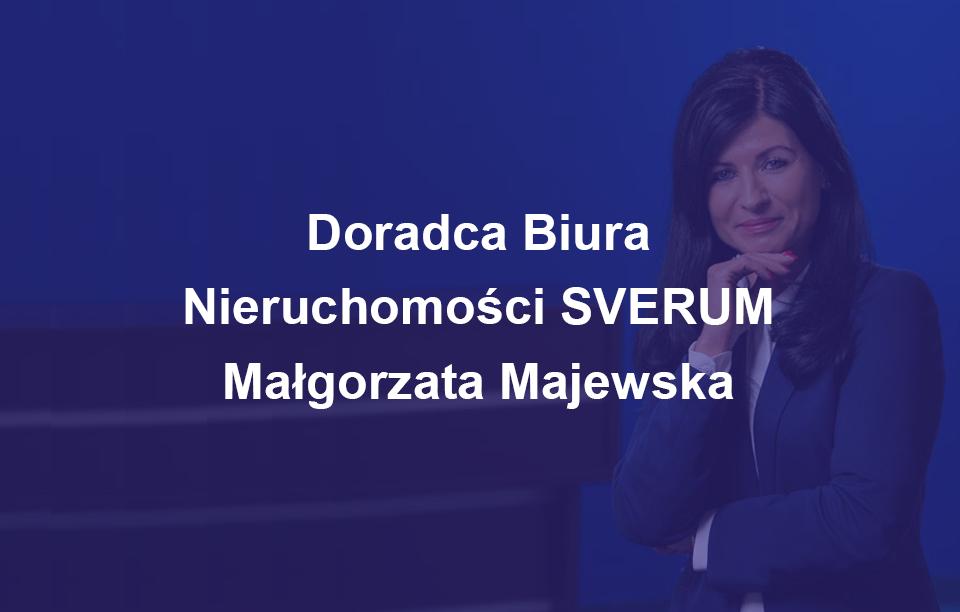Małgorzata Majewska - Doradca Nieruchomości w Częstochowie