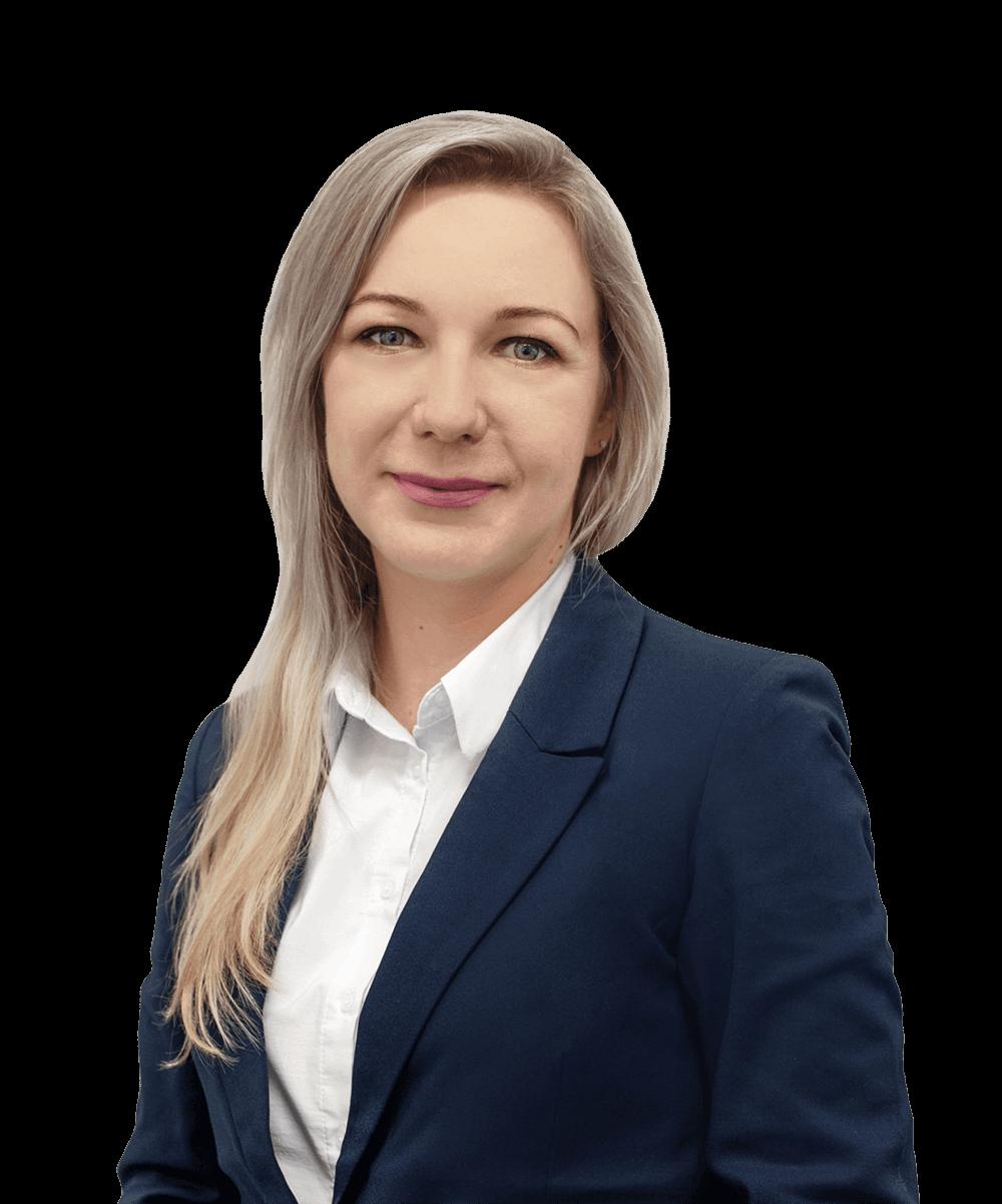 Doradca nieruchomości Agnieszka Garbala